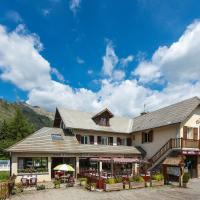 Hotel restaurant Le Chamois, hotel in Ancelle