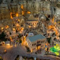 Yunak Evleri Cappadocia, hotel in Urgup
