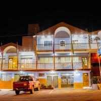 Hotel Gali, hotel in Taltal