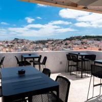 Lisboa Pessoa Hotel, hotel in Lisbon