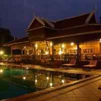 Rajabori Villas Resort, hotel in Kratie