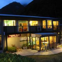 Arthur's Pass YHA, The Mountain House, hotel in Arthur's Pass