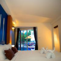 Pool Access by Punnpreeda Beach Resort, hotel in Bangrak Beach