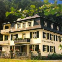 """Pension """"Haus am Walde"""" Brodenbach, Mosel"""