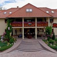 Camelot Club Hotel, hotel Vácon