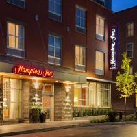 Hampton Inn, St. Albans Vt, hotel in Saint Albans