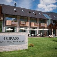 Boutique Skipass Hotel, hotel in Kranjska Gora