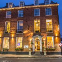 Chichester Harbour Hotel and Spa, hotel in Chichester