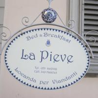 "B&B ""La Pieve"" - Locanda per Viandanti, hotel in San Piero a Sieve"