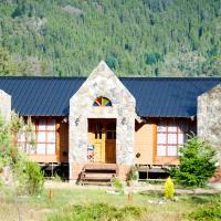 El hostel secreto, hotel in Lago Puelo