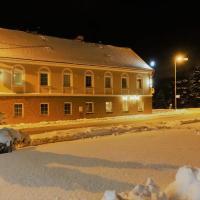 Pension Žacléřský Medvěd, Hotel in Žacléř