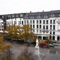 Hotel Barry, hotel en Bruselas