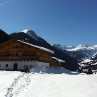 Alpenbauernhaus Vorderbrandthof