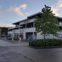 Motell Svinesundparken, hotell i Halden