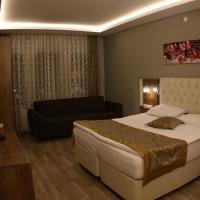 Sehri̇-zade Yalisi, отель в городе Амасья