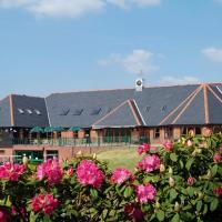 Wharton Park Golf & Country Club, hotel in Bewdley