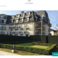 Deauville rez de jardin/Garden Floor