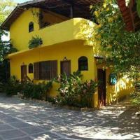 Pousada Canto da Cachoeira, hotel in Trindade
