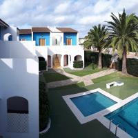 Apartamentos Ses Orenetes, отель в городе Кала-эн-Бланес
