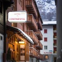 Hotel Continental, hotel in Zermatt