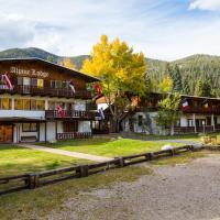 Alpine Lodge, hotel in Red River