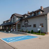 Hotel Pod Szyszkami – hotel w mieście Koźmin