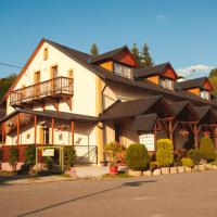 Penzion a autokemp Wolf, hotel en Česká Skalice