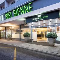 City Hotel Biel Bienne, hotel in Biel