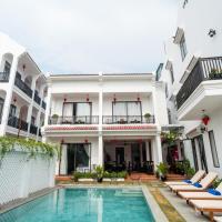 Vinci Villa Hoi An, хотел в Хой Ан