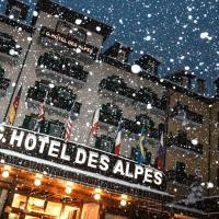 G. Hotel Des Alpes (Classic since 1912)