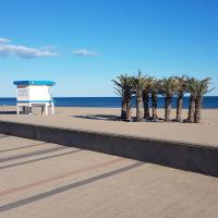 Les Cigales, hotel in Narbonne-Plage