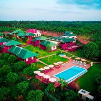 Ratanakiri Paradise Hotel & SPA, hotel in Banlung