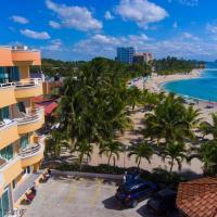 Aparta Hotel Caribe Paraiso, hotel in Juan Dolio
