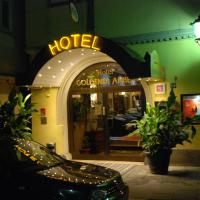 Hotel Goldener Anker, hotel in Coburg
