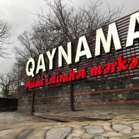 Qaynama, отель в Огузе