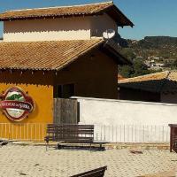 Pousada Vivendas Da Serra, hotel em Catas Altas