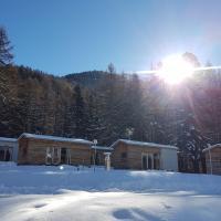 Camping Gravatscha, hotel in Samedan
