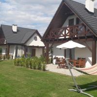 Nadmorska Osada – hotel w Łebie