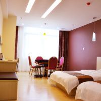 Thank Inn Chain Hotel Guangdong Heyuan Shixin District Wangyuan Road