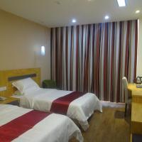 Thank Inn Chain Hotel Henan Zhengzhou Zhengxin Road East Side, отель в городе Xinzheng