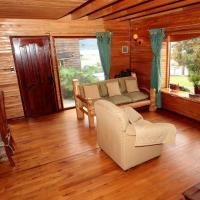 Cabañas y Turismo Lahuan, hotel in Hornopiren