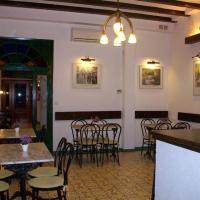Hotel Mitus, hotel en Canet de Mar