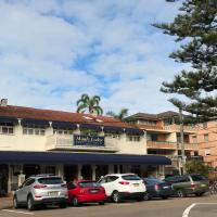 Manly Lodge Boutique Hotel, hotel en Manly, Sídney