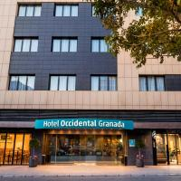 Occidental Granada By Barceló: Granada şehrinde bir otel