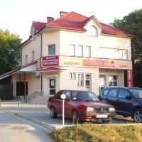 Maxima, готель у місті Кам'янець-Подільский