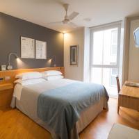 Hotel Zarampallo, hotel in Ourense