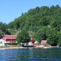 Isefjaer Holiday Centre, hotell i Høvåg
