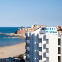 Hotel Mistral, hotell i Termoli