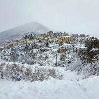 Casa Ai Piedi Della Riserva Naturale, hotell i Pettorano sul Gizio