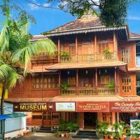 Kumarakom Wood Castle Serviced Appartments, hotel en Kumarakom
